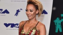Is Mel B Making a Statement About Her Divorce With Her MTV VMAs Dress?