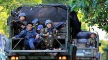 Philippines says foreign fighters part of Islamic State 'invasion'