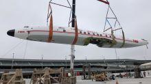 Classic jet lands at JFK Airport — as a TWA hotel bar (PHOTOS)