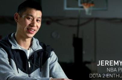 NBA's Jeremy Lin: 'Dota is a way of life'