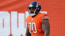Rapoport: Bears unlikely to bring back offensive lineman Bobby Massie