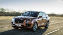 Bentley Bentayga Speed: an SUV as luxurious as it is powerful
