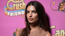 'Why would people focus on what I was wearing?': Emily Ratajkowski defends going braless at D.C protest
