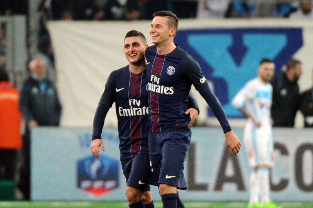 PSG : Draxler explique sa fausse dispute avec Matuidi