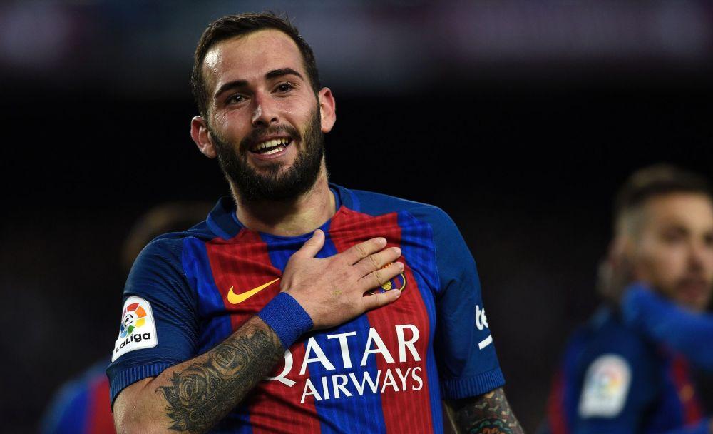 Aleix Vidal regresa al estadio donde se lesionó