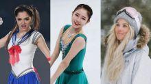 美貌與實力並重!冬奧不可錯過的美女運動員