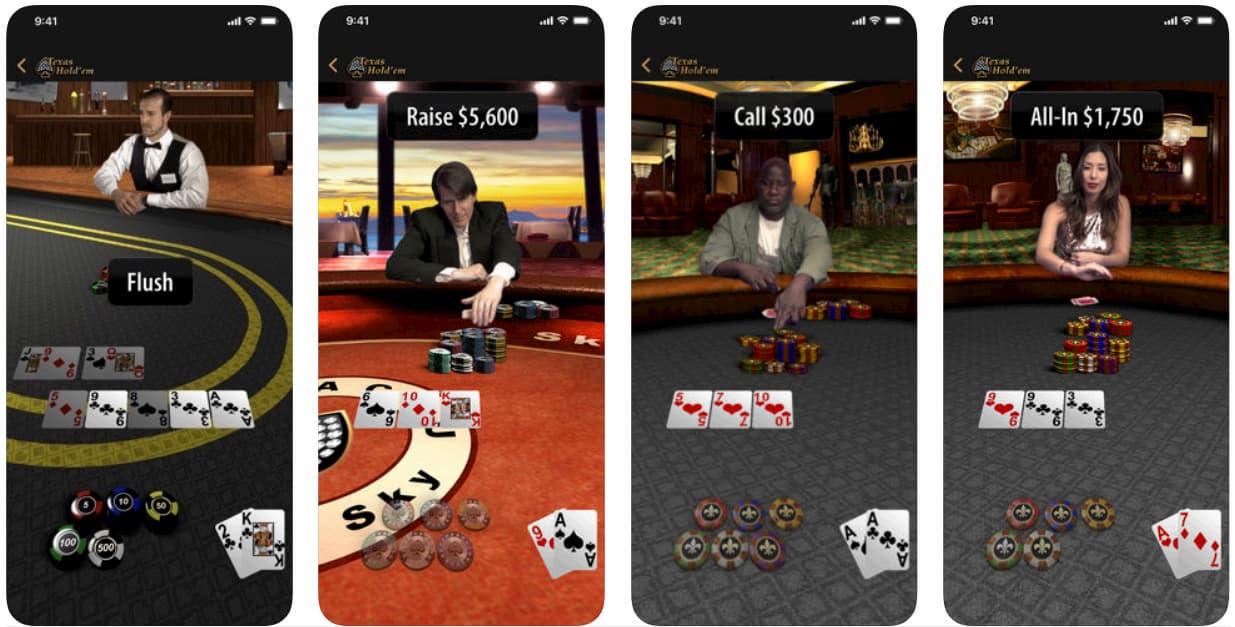 Poker Offline Apple