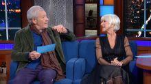 Ian McKellen, Helen Mirren Act Out Trump's Ukraine Call And It's Perfect