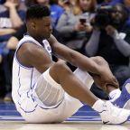 Nike stock slips after Duke basketball star gets injured as sneaker rips open