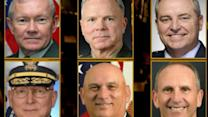 Top Military Commanders to Testify on Sexual Assault