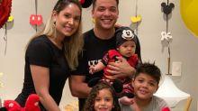 Filhos de Wesley Safadão são internados com suspeita de H1N1