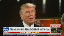 Trump on North Korea denuclearization deal: 'Maybe it won't get made'