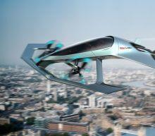 Aston Martin Takes to the Skies with Volante Vision Concept
