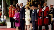 Todas las fotos (hasta ahora) del viaje de los reyes Felipe y Letizia a Reino Unido