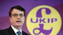 UKIP leader claims EU based on Nazi plan for European domination