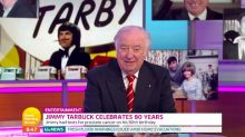 Jimmy Tarbuck: 'I have prostate cancer'