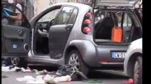 Suspected car bomb found near Rome's Stadio Olimpico ahead of Italy's Euro 2020 game