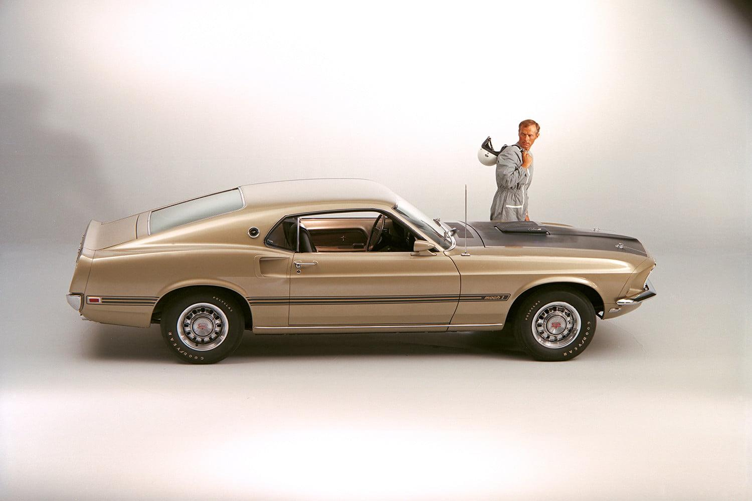 looking back at six models that made the ford mustang the icon it is today. Black Bedroom Furniture Sets. Home Design Ideas