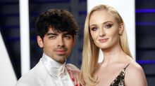 Joe Jonas and Sophie Turner wed in France