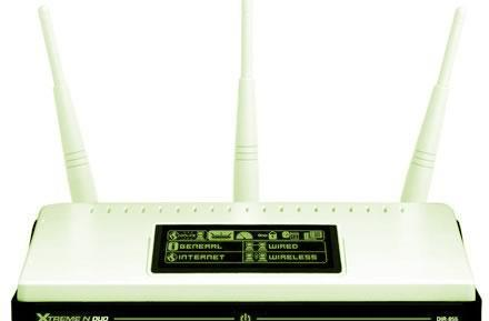 """D-Link busts out """"Green Ethernet"""" energy-saving firmware for existing routers"""
