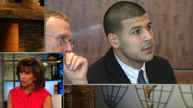 Aaron Hernandez prosecution asks judge to recuse herself