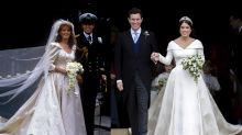 Princess Eugenie's royal wedding was totally different than Fergie's