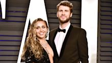 Miley Cyrus Just Shared a Risqué Photo of Her and Liam Hemsworth's 'Honeymoon Phase'