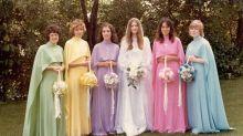 姊妹裙要襯色、玩唔同款?想當年的姊妹裙勁過依家