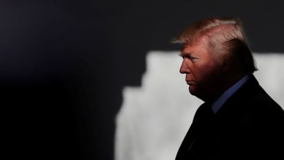 Trump's Davos trip is up in the air during shutdown