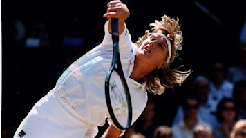 The Tennis Podcast: Wimbledon Re-Lived (1991) -Gabriela Sabatini had her moment, Steffi Graf took the title