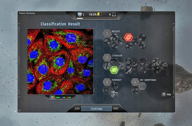 'EVE Online' now rewards you for helping science