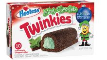Mint Chocolate Twinkies are here — just in time for the holiday season