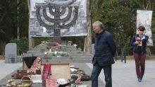 Ukraine marks 79th anniversary of the Babi Yar massacre
