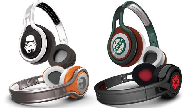 SMS Audio (50 Cent) presenta sus nuevos auriculares deportivos junto a una edición especial para amantes de Star Wars