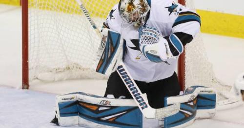Hockey - NHL - Les San José Sharks au ralenti