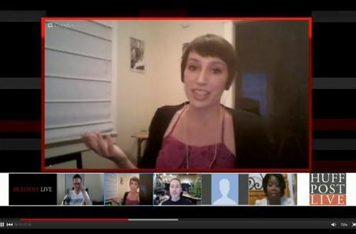 Huffpost Live talks 'silver gamers' with our own Jess Conditt