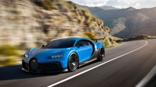 Demand for Bugatti's Chiron Pur Sport is exceeding expectations