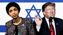 American Jews, caught between Ilhan Omar and Donald Trump, are lost in a wilderness