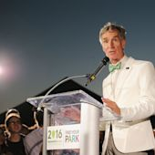 Bill Nye discusses our nation's parks and why Earth is the best place to live