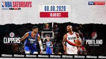 watch Clippers @ Blazers free via live stream