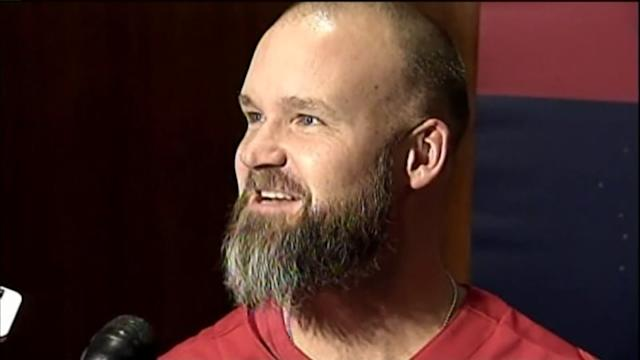 Fear The Beard: The Red Sox Are In The World Series