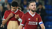 Klopp 'sick' as Liverpool rinse and repeat to get dumped out the League Cup