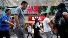 Budget fashion brand H&M launches on Alibaba's Tmall in China