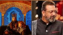 On Sanjay Dutt's Birthday, His Two Absolutely Dramatic Looks From His Recent Movies