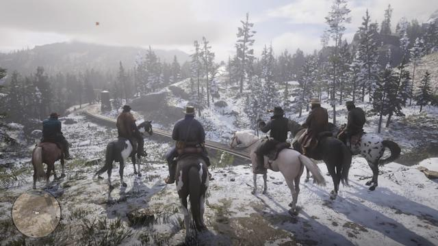 'Red Dead Redemption 2': Separation of crunch and art