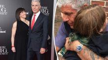 Anthony Bourdain's estranged wife breaks silence