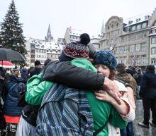 Strasbourg attack victims honoured