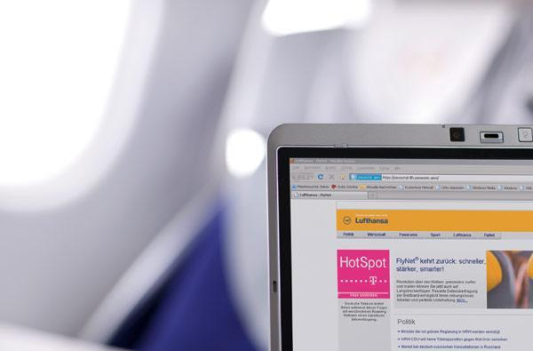 Lufthansa launches in-flight WiFi on intercontinental flights, ushers in 'the future'
