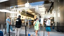 Apple Closes More Stores Again After Covid-19 Surge