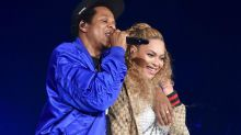 Blue Ivy Shields Her Eyes From Beyoncé and Jay-Z's Sexy Interlude During 'On the Run Tour II' — Watch!